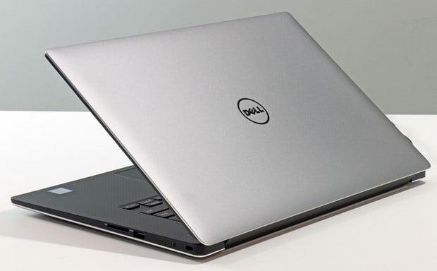 Dell XPS15 front lid back