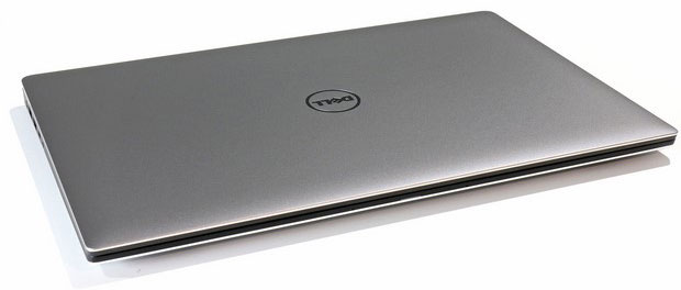 Dell XPS15 front lid top