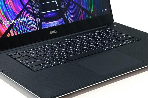Dell XPS15 keyboard