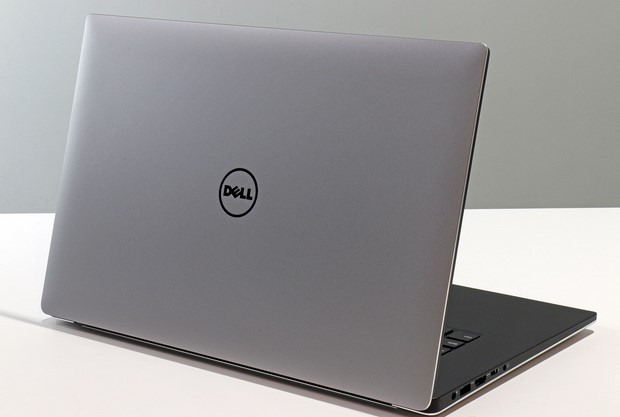 Dell XPS15 lid back