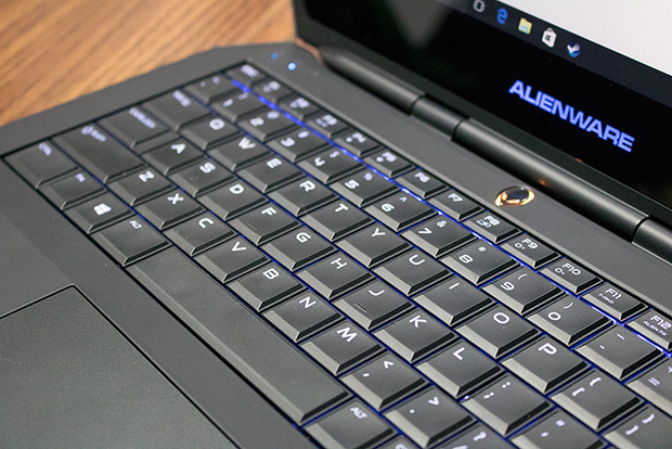Alienware 13 R2 Keyboard