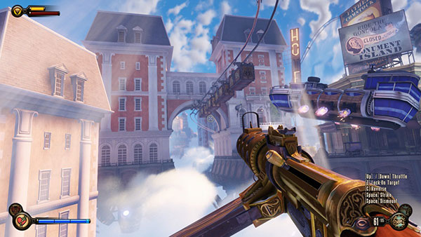 gameshot bioshock