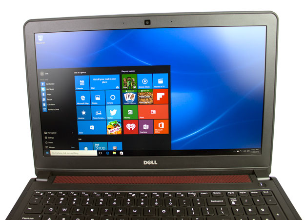 display dell inspiron 15