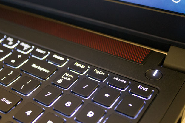 red accents dell inspiron 15