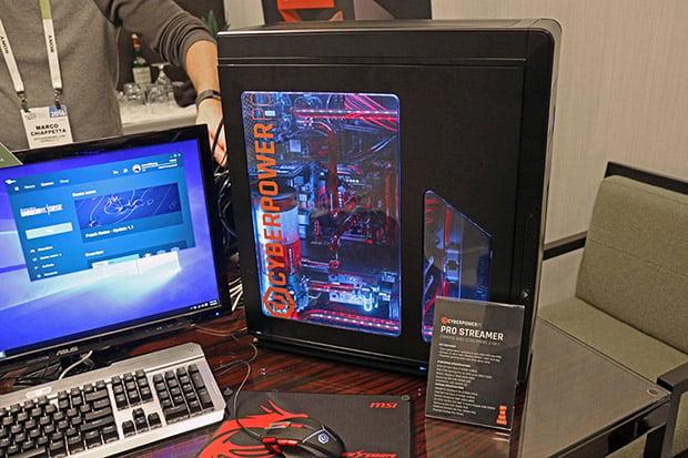 cyberpower pro streamer3