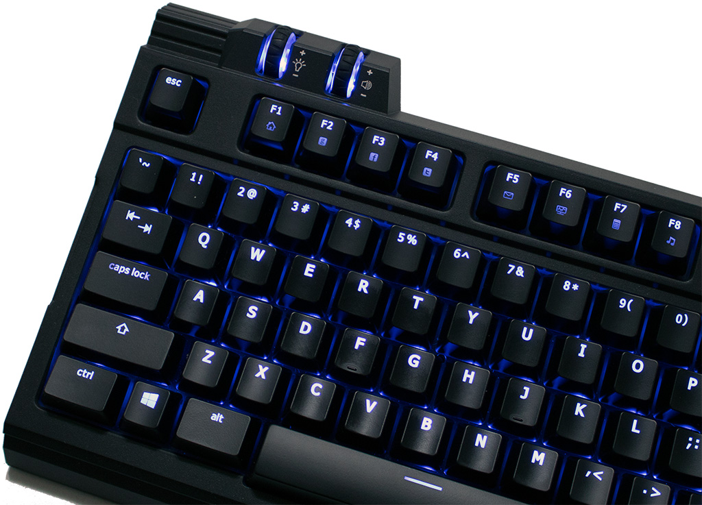Keys To Success: Four Mechanical Gaming Keyboard Round-Up