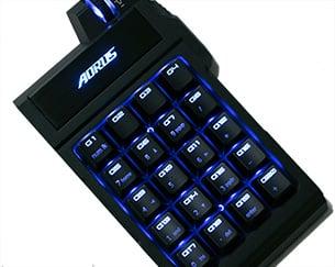 AORUS Thunder K7 Number Pad