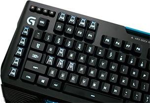 Logitech G910 Orion Spark G Keys