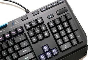 Logitech G910 Orion Spark Media Keys
