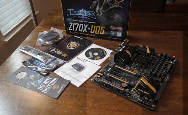 Z170X UD5 bundle1