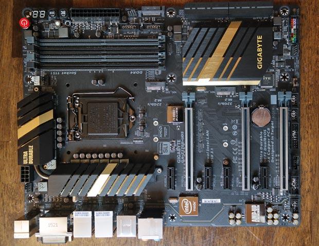 Z170X UD5 layout1