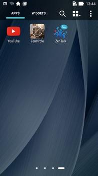 ZenFone2Laser apps4