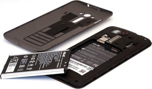 ZenFone2Laser battery3