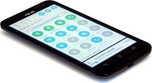 ZenFone2Laser quicksettings