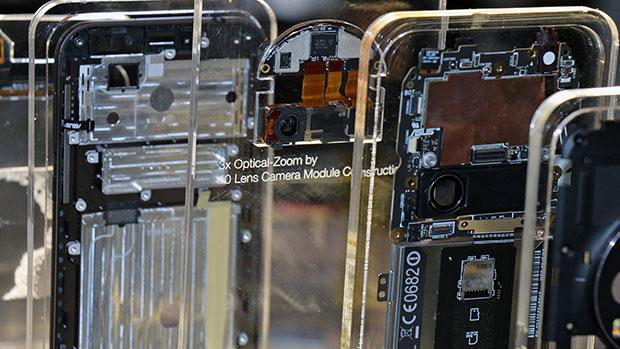 ZenFone Zoom HOYA Lens