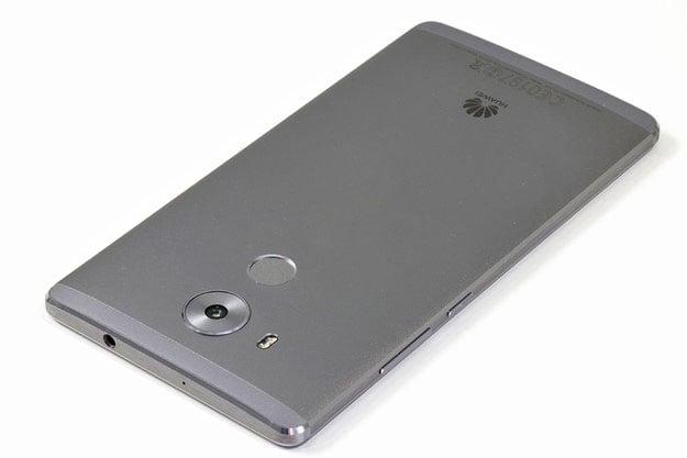 Huawei Mate 8 Back top