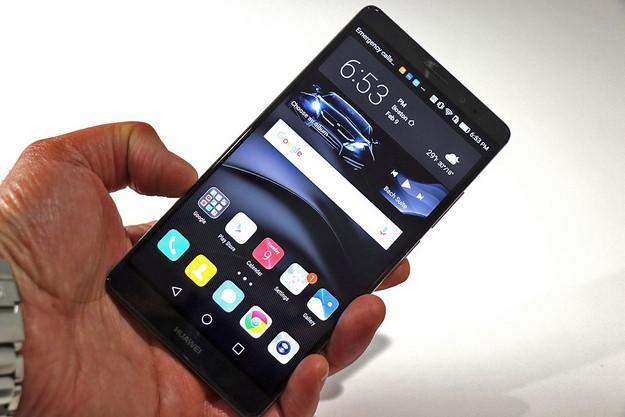 Huawei Mate 8 Home Screen