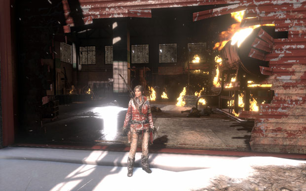 Tomb Raider screen1