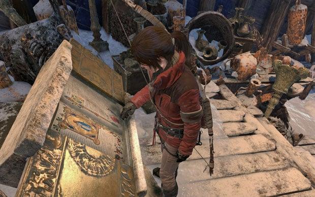 Tomb Raider screen2