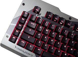Division Zero X40 Pro Macro Keys