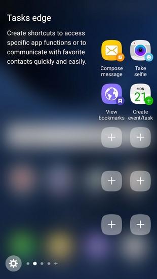 Galaxy S7 Edge Task Edge
