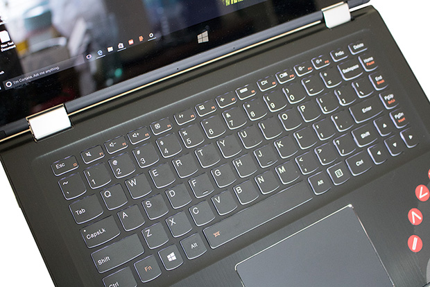 Lenovo Yoga 700 Keyboard