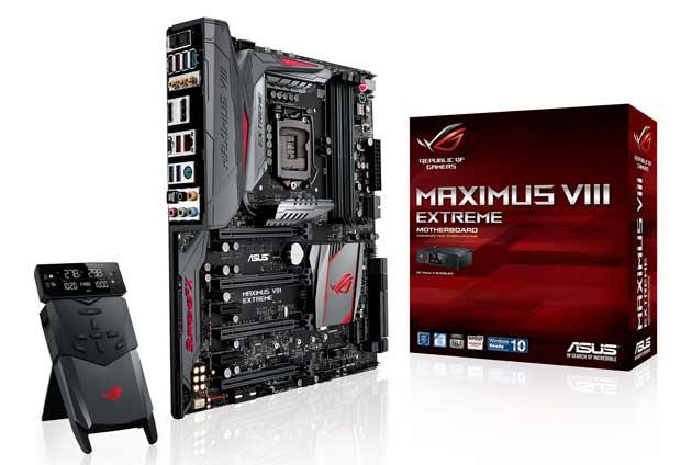 z170 ROG Maximux VII Extreme box