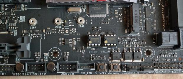 z170 ROG Maximux VII Extreme layout5
