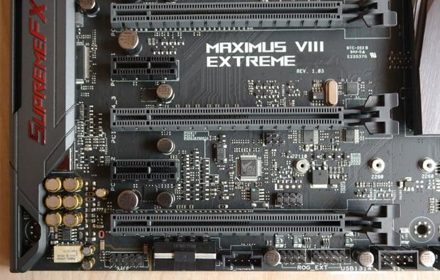 z170 ROG Maximux VII Extreme layout6