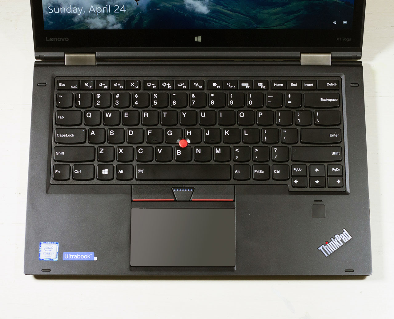 Lenovo ThinkPad X1 Yoga Review: The OLED Display Update