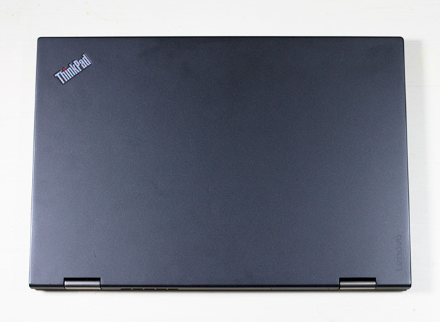 lenovo thinkpad x1 yoga top view
