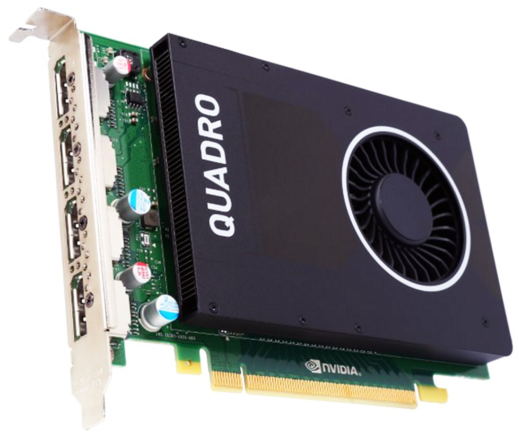 NVIDIA Quadro M2000 Review: Affordable Maxwell Pro Graphics