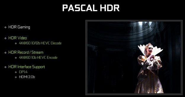 pascal hdr