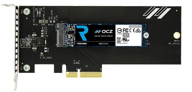 ocz rd400 ssd card