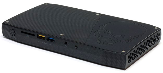 Intel Skull Canyon NUC front2