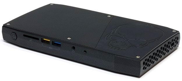 Intel Skull Canyon NUC front2