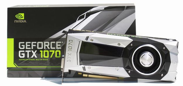 nvidia geforce gtx 1070 1