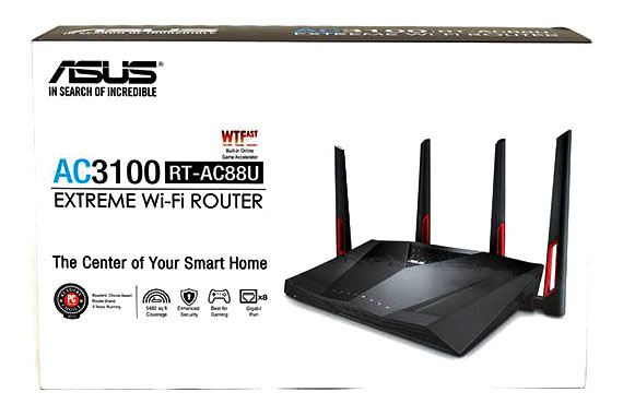 Asus RT-AC88U AC3100 Router Review | HotHardware