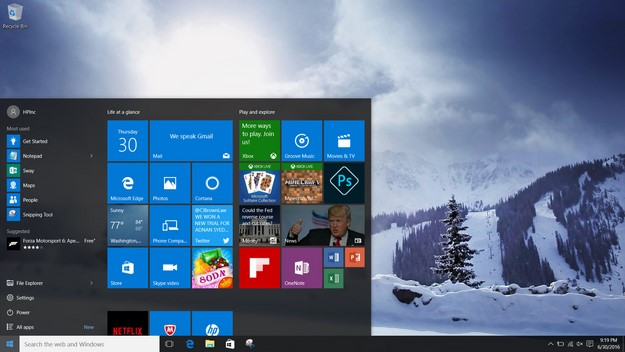 HP Spectre Desktop