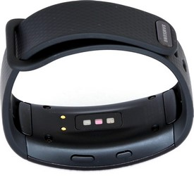 Samsung Gear Fit2 back