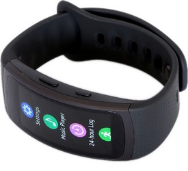 Samsung Gear Fit2 buttons