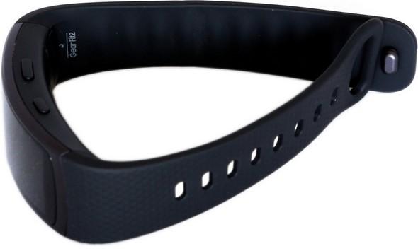 Samsung Gear Fit2 side
