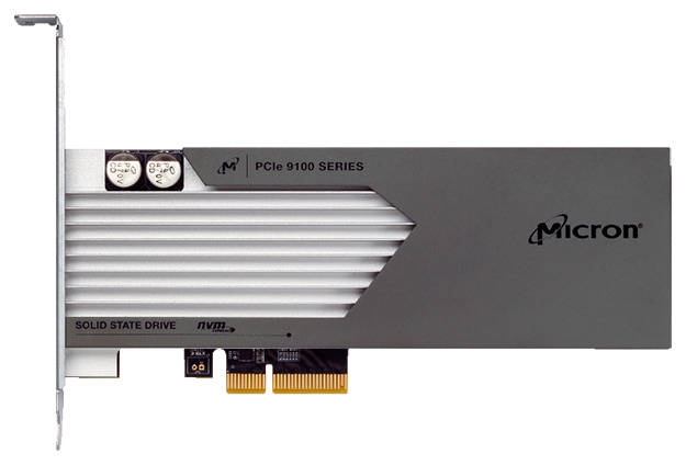 micron 9100 max front