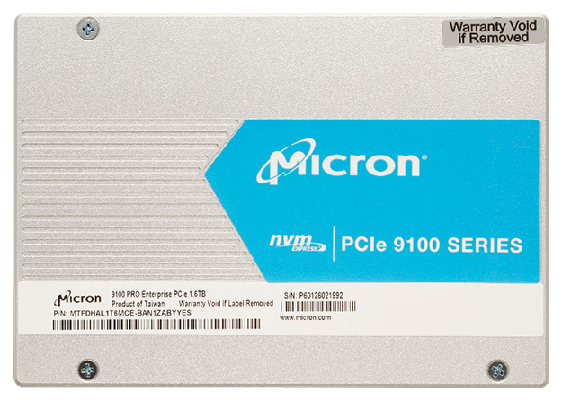 micron 9100 pro front