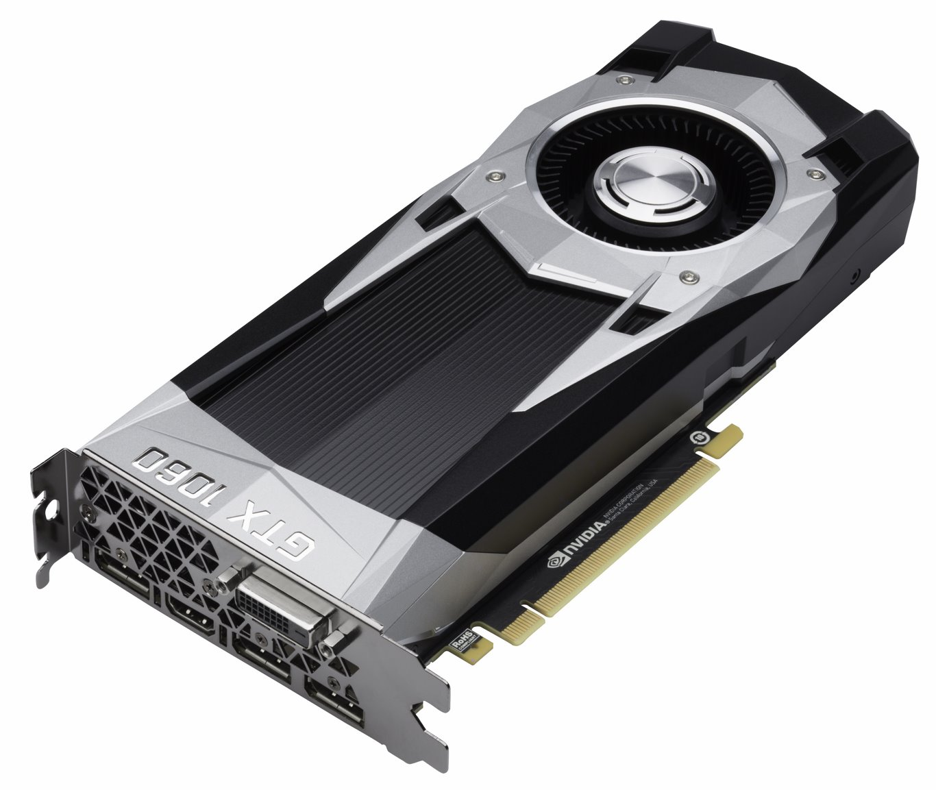 NVIDIA GeForce GTX 1060 Review: Pascal Value And Performance Per Watt
