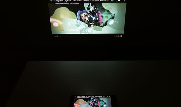 League of Legends 10 Hour Video Playback Moto Mod
