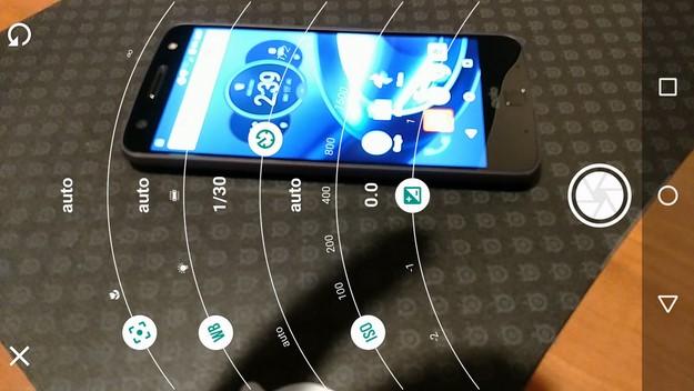 Moto Camera Pro Camera