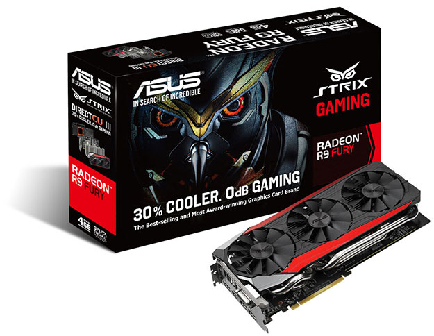 STRIX R9 Fury