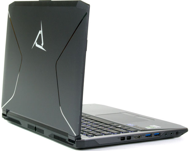 CybertronPC Osiris 14 LastPage