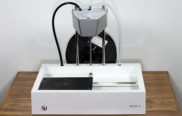 printer without cover